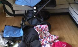 Bugaboo cameleon 2 Included in the sale is � silver