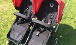 Bugaboo Donkey, very good condition, sad to see it go.