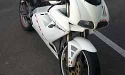 CAGIVA MITO EVO 125 7 SPEED 2002 For sale. Been very