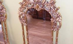 I HAVE FOR SALE BEAUTIFUL FRENCH STYLE LARGE ORNATE