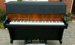 REDUCED * OTHER PIANOS AVAILABLE * STOOLS AVAILABLE