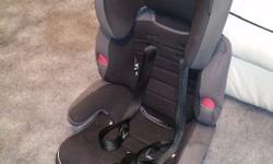 Car seat, the close outside can be removed and washed.