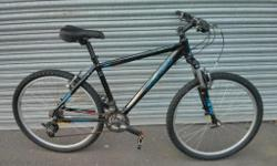 Nice bike in good condition ,19 frame and 24 gears,in