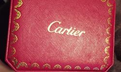 Empty cartier box Very good condition Fits love