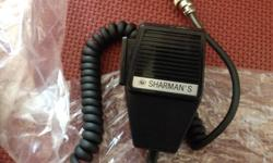 4 pin CB/ radio mike new in original packaging as can