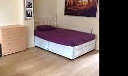 STUNNING DOUBLE ROOM IS AVAILABLE NOW IN LEWISHAM. VERY