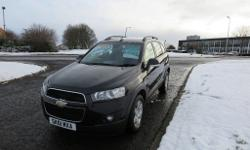 One For The Larger Family This 7 Seat Captiva is In