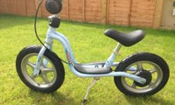Child's Premium brand (Puky) balance bike Good