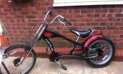 Chrysler chopper! Lovely bike good used condition.