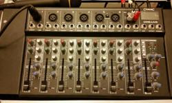 citronic mixing desk.digital display.also has usb input