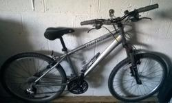 Little used bike in very good working order. Shows a