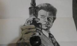 Eastwood Poster original 1980. In good condition.