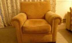 A lovely comfy warm armchair only 3 years old, ideal