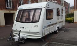 Compass Mendip Magnum 524 4 berth 2002 with end