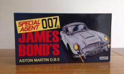 Corgi James Bond Goldfinger Aston Martin DB5 Limited
