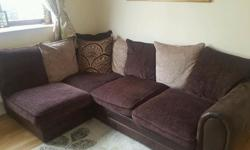 Conner sofa for sale. Size is 240 x 160. Comes with