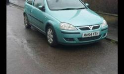 Corsa 1.2 sxi Mot October Electric Windows Cd player