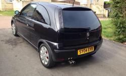 Corsa 1.4 exclusive. 2004. 1 of 500 made. Full leather
