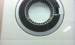 Tumble dryer, compact small size, creda, perfect