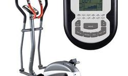 Body Sculpture BE-6710G Elliptical Trainer, barely used