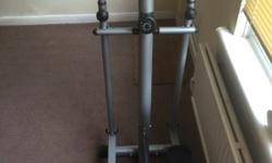 Cross trainer for sale really good condition £35 pick