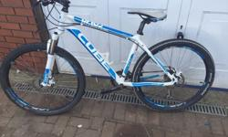 Cube attention comp hydraulic brakes good condition