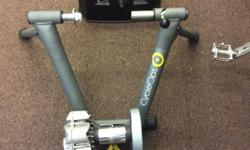 CycleOps Fluid 2 Turbo Trainer Kick start your winter