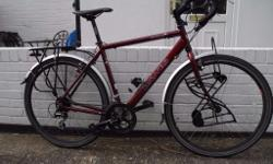 Bike in excellent condition, recent service and comes
