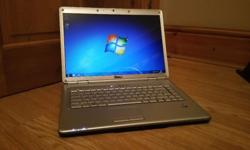 In excellent working order dell inspiron 1525 laptop