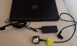 "Dell Inspiron 1545 15"" laptop for sale for spares."