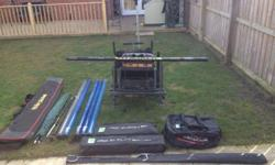 Diawa whisker all terrain 16m pole rrp.£2500 just for