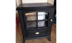 I am selling a working electric fire. It is a Dimplex
