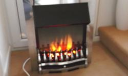 Dimplex Model WYN20CH flame effect electric fire with