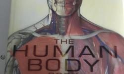 For Sale, DK - The Human Body Book with DVD rom that