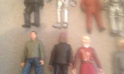 Doctor who collection Please see photos Selling £25.00