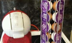 Dolce gusto coffee machine full working order with