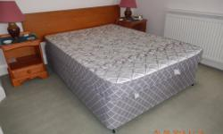 Silentnight 'Caprice' double bed (54 inches by 75