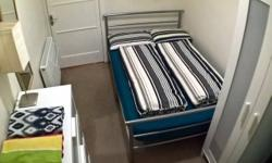 Double room in a 2 bedroom flat available from