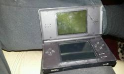 Nintendo Ds lite untested because I haven't got a