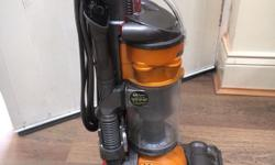 This vacuum is about 2 years old but has hardly been