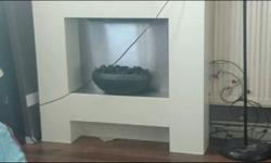 Electric fire Place for Sale. Good Condition. All works