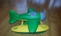 Excellent condition toys: Water plane eco toy £7 Cd