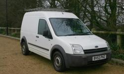 EXCEPTIONAL Diesel Ford Transit Connect T220 LWB Van