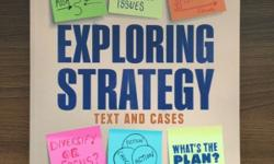 Exploring strategy Tenth edition Text and cases Gerry