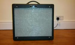 Here's my brilliant Fender Blues Junior III for sale,