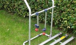 Cycle rack for VW Transporter T3 model. Complete and