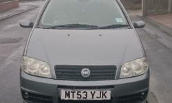 Fiat Punto Sporting 16v 1.4 LOW MILEAGE 68,959! Manual