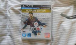 Fifa 14 ultimate edition, like new, grab a bargain