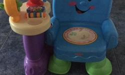 Fisher price musical chair In fully working order