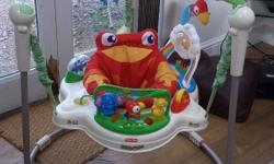 Jumperoo in excellent condition and perfect working